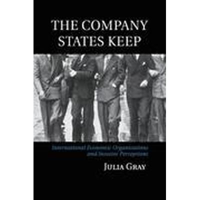 The Company States Keep (Häftad, 2016)