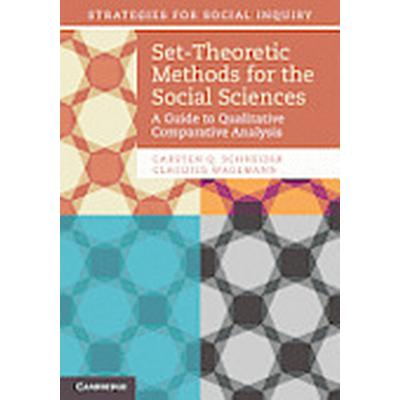 Set-Theoretic Methods for the Social Sciences (Häftad, 2012)