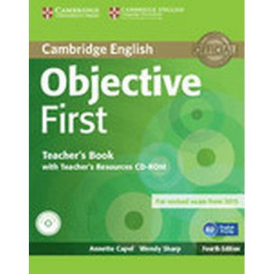 Objective First Teacher's Book with Teacher's Resources CD-ROM (, 2014)