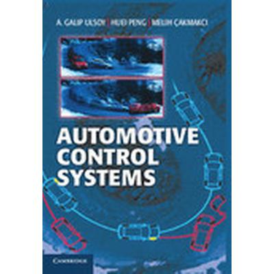 Automotive Control Systems (Häftad, 2014)