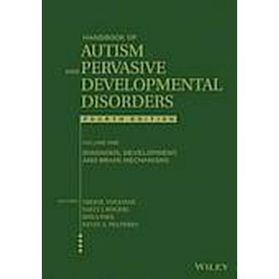 Handbook of Autism and Pervasive Developmental Disorders (Inbunden, 2014)