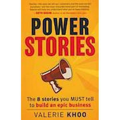 Power Stories (Häftad, 2012)