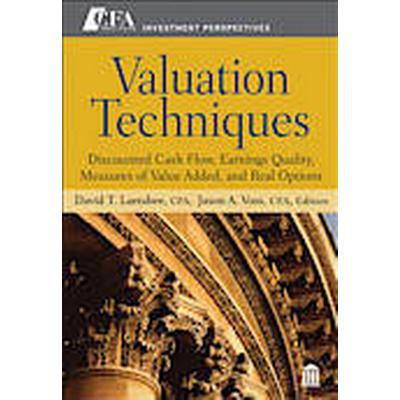 Valuation Techniques (Inbunden, 2012)