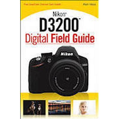 Nikon D3200 Digital Field Guide (Häftad, 2012)