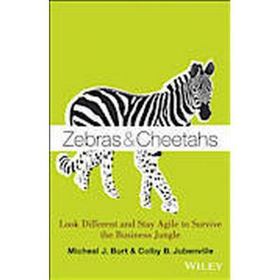 Zebras and Cheetahs (Inbunden, 2013)