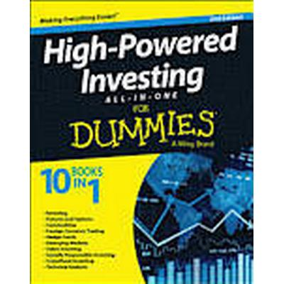 High-Powered Investing All-in-One For Dummies (Häftad, 2014)