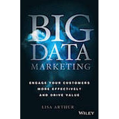 Big Data Marketing (Inbunden, 2013)