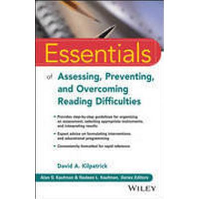 Essentials of Assessing, Preventing, and Overcoming Reading Difficulties (Häftad, 2015)
