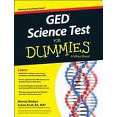 GED Science For Dummies (Häftad, 2015)