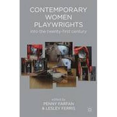 Contemporary Women Playwrights (Häftad, 2013)