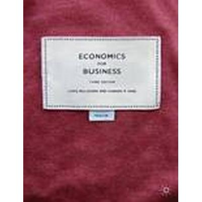 Economics for Business (Häftad, 2015)