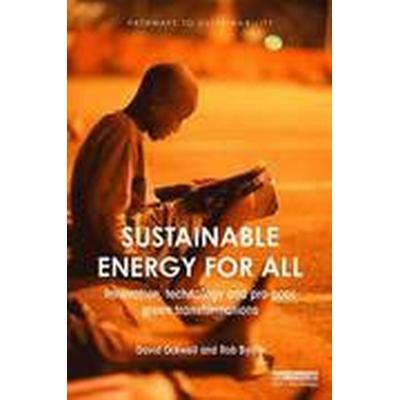 Sustainable Energy for All (Häftad, 2016)
