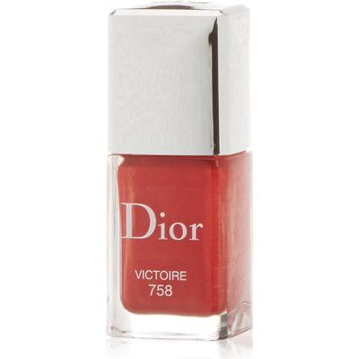 Christian Dior Rouge Vernis Nail Polish #758 Victoire 10ml