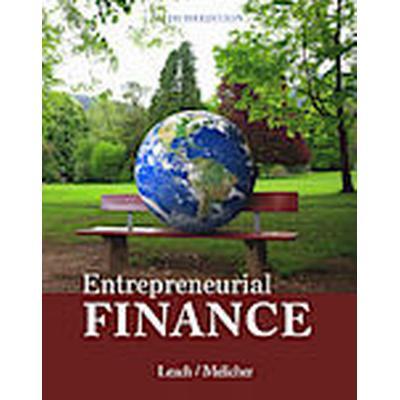 Entrepreneurial Finance (Inbunden, 2014)