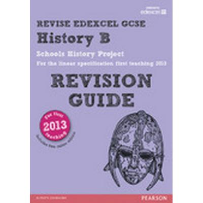 REVISE Edexcel GCSE History B Schools History Project Revision Guide (with online edition) (, 2015)