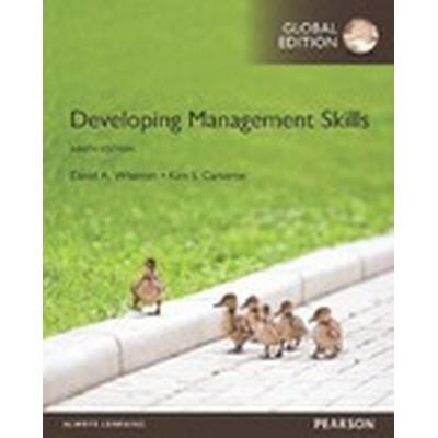 Developing Management Skills, Global Edition (Häftad, 2015)