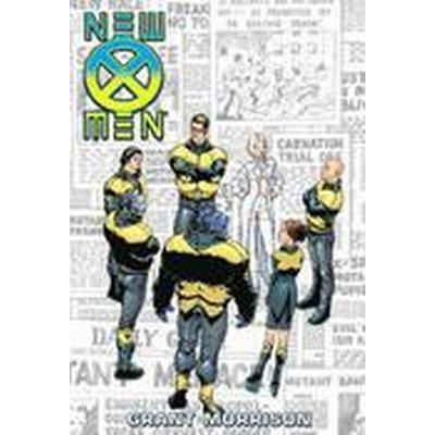 New X-Men Omnibus (New Printing) (Inbunden, 2016)