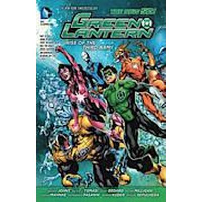 Green Lantern: Rise of the Third Army (Häftad, 2014)