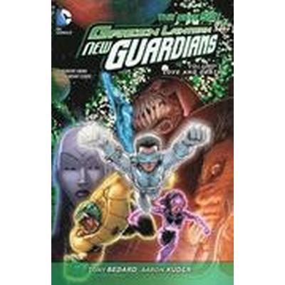 Green Lantern: Volume 3 New Guardians: Love &; Death (Häftad, 2014)