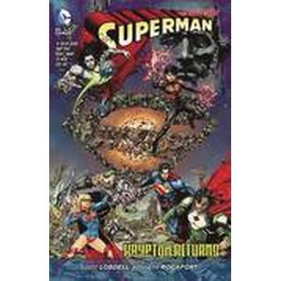 Superman: Krypton Returns (Häftad, 2015)