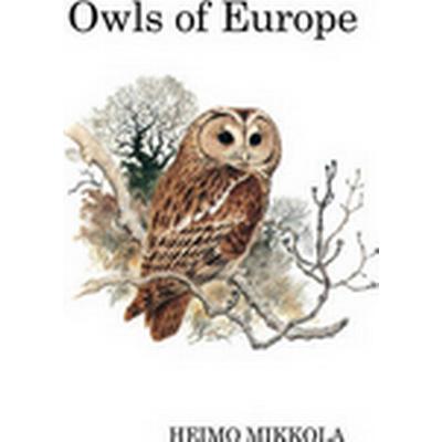 Owls of Europe (Inbunden, 2010)