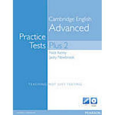 Practice Tests Plus CAE 2 New Edition without key with Multi-ROM and Audio CD Pack (, 2011)