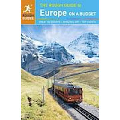 The Rough Guide to Europe on a Budget (Pocket, 2017)