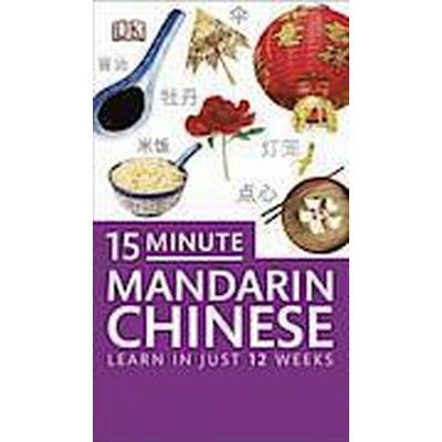 15-minute Mandarin Chinese (Häftad, 2014)