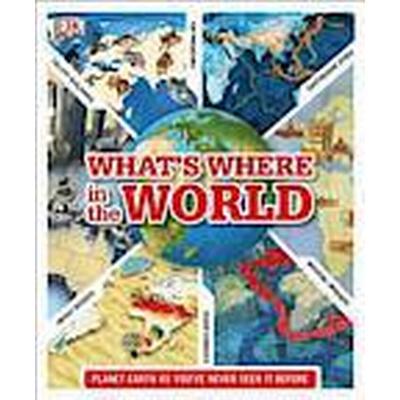 What's Where in the World (Inbunden, 2013)