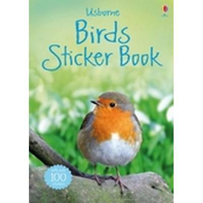 Birds Sticker Book (Häftad, 2010)