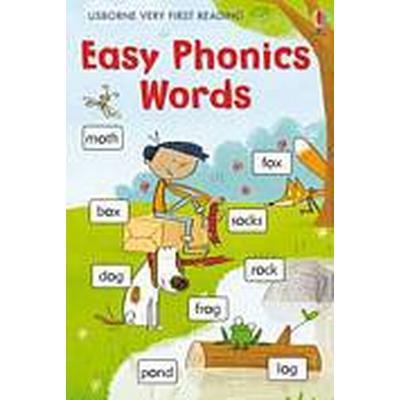 Easy Phonic Words (Inbunden, 2011)