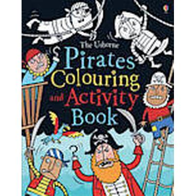Pirates Colouring and Activity Book (Häftad, 2012)