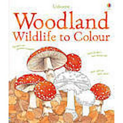 Woodland Wildlife to Colour (Häftad, 2013)