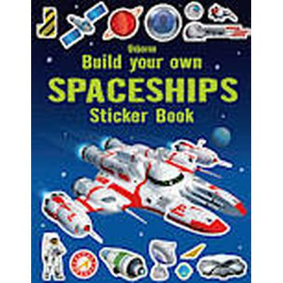 Build Your Own Spaceships Sticker Book (Häftad, 2013)