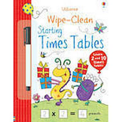 Wipe-Clean Starting Times Tables (Häftad, 2014)