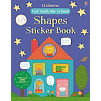 Shapes Sticker Book (Häftad, 2014)