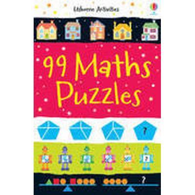 99 Maths Puzzles (Häftad, 2015)