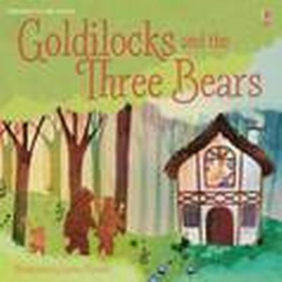Goldilocks and the Three Bears (Häftad, 2015)