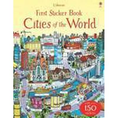 First Sticker Book Cities of the World (Häftad, 2016)