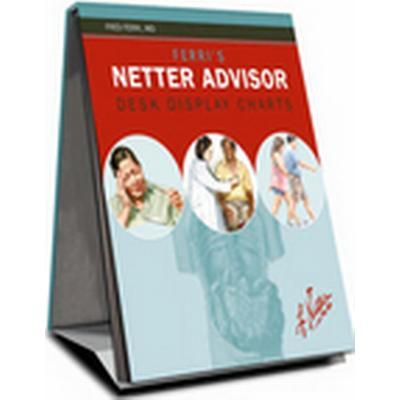 Ferri's Netter Advisor Desk Display Charts (Häftad, 2008)