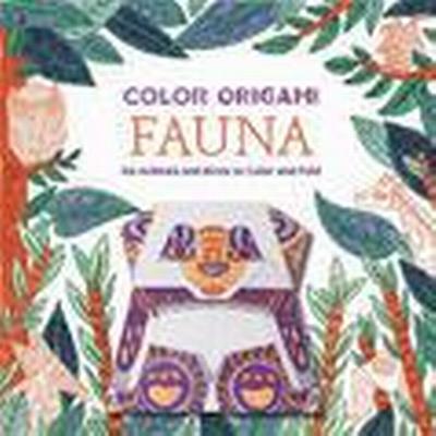 Color Origami: Fauna (Häftad, 2016)