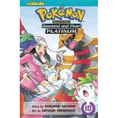 Pokemon Adventures Diamond &; Pearl Platinum: 10 (Häftad, 2014)