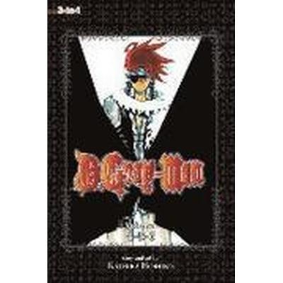 D.Gray-Man (3-in-1 Edition), Vol. 2: Volumes 4, 5 &; 6 (Häftad, 2013)