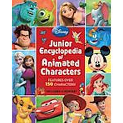Junior Encyclopedia of Animated Characters (Inbunden, 2014)