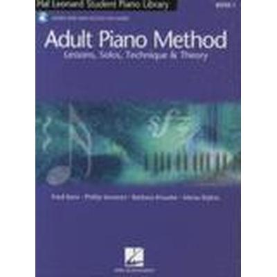 Hal Leonard Adult Piano Method (, 2006)