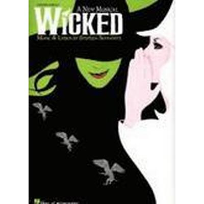 Selections from Wicked - a New Musical (piano Solo) (Häftad, 2008)