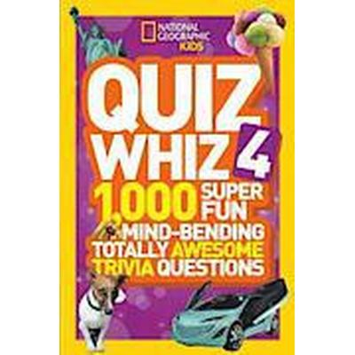 Quiz Whiz 4 (Häftad, 2014)