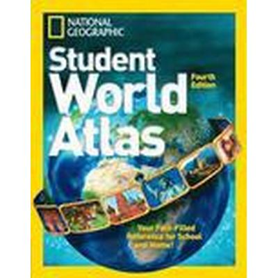 National Geographic Kids Student Atlas of the World (Inbunden, 2014)