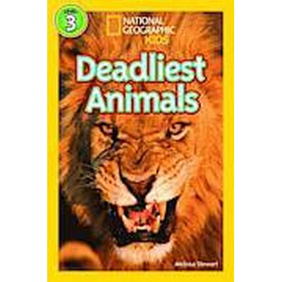 Deadliest Animals (Häftad, 2014)