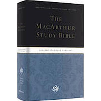 ESV MacArthur Study Bible, Personal Size (Inbunden, 2013)